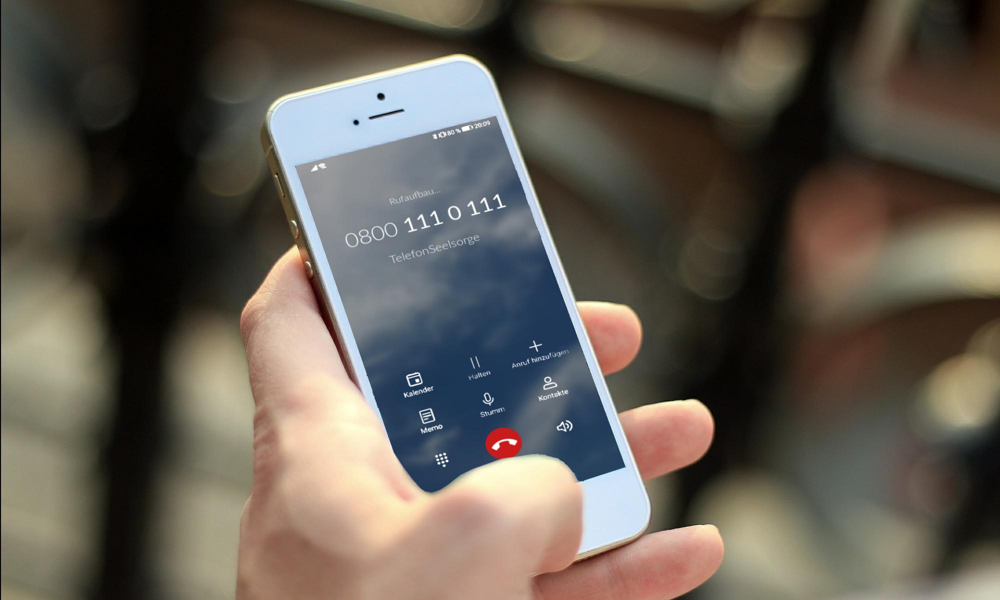 Förderkreis TelefonSeelsorge